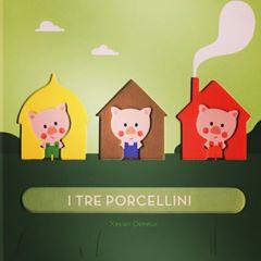 #FIABEADISTANZA: I TRE PORCELLINI