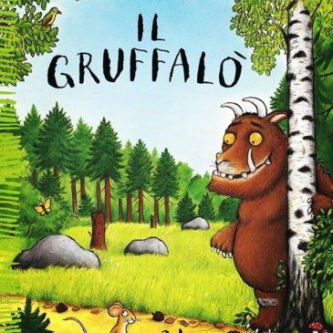 #FIABEADISTANZA: IL GRUFFALO'