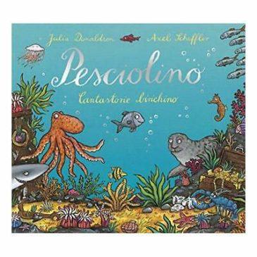 #FIABEADISTANZA: PESCIOLINO. CANTASTORIE BIRICHINO